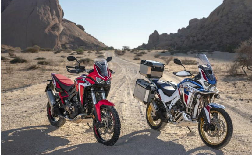Honda CRF1100L Africa Twin new models on their way to India.