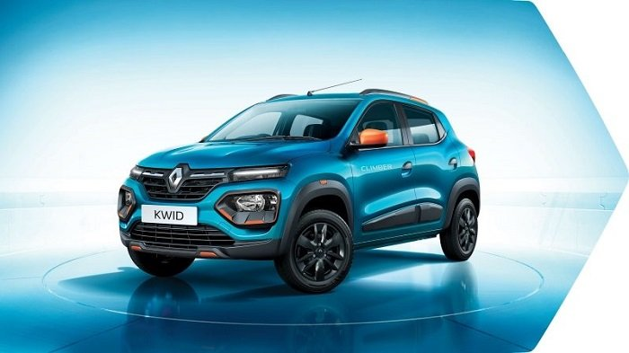 New Renault Kwid with facelift