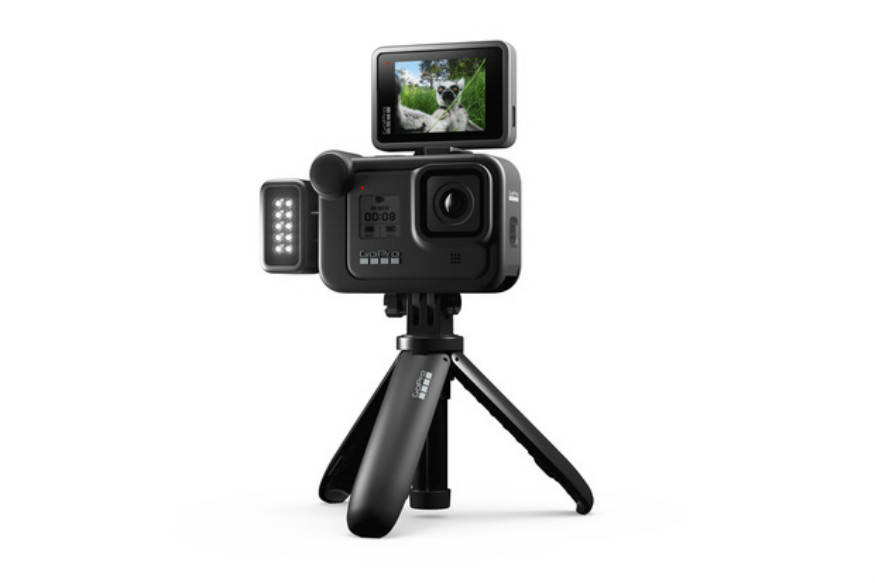 GoPro Hero 8 Black and GoPro Max – Sports / Action camera with Hypersmooth 2.0 stabilization.