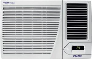 Voltas 1 5 t 182 cye 1 5 ton 2 star window price for 2 ton window ac power consumption