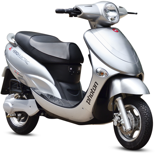 Hero Electric Photon 72 V launched in India