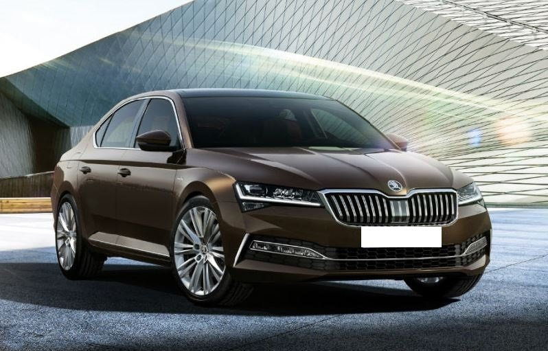 What's new in the upcoming Skoda Superb 2019 ?