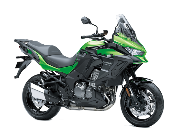 Kawasaki Versys 1000 New color variant launched in India