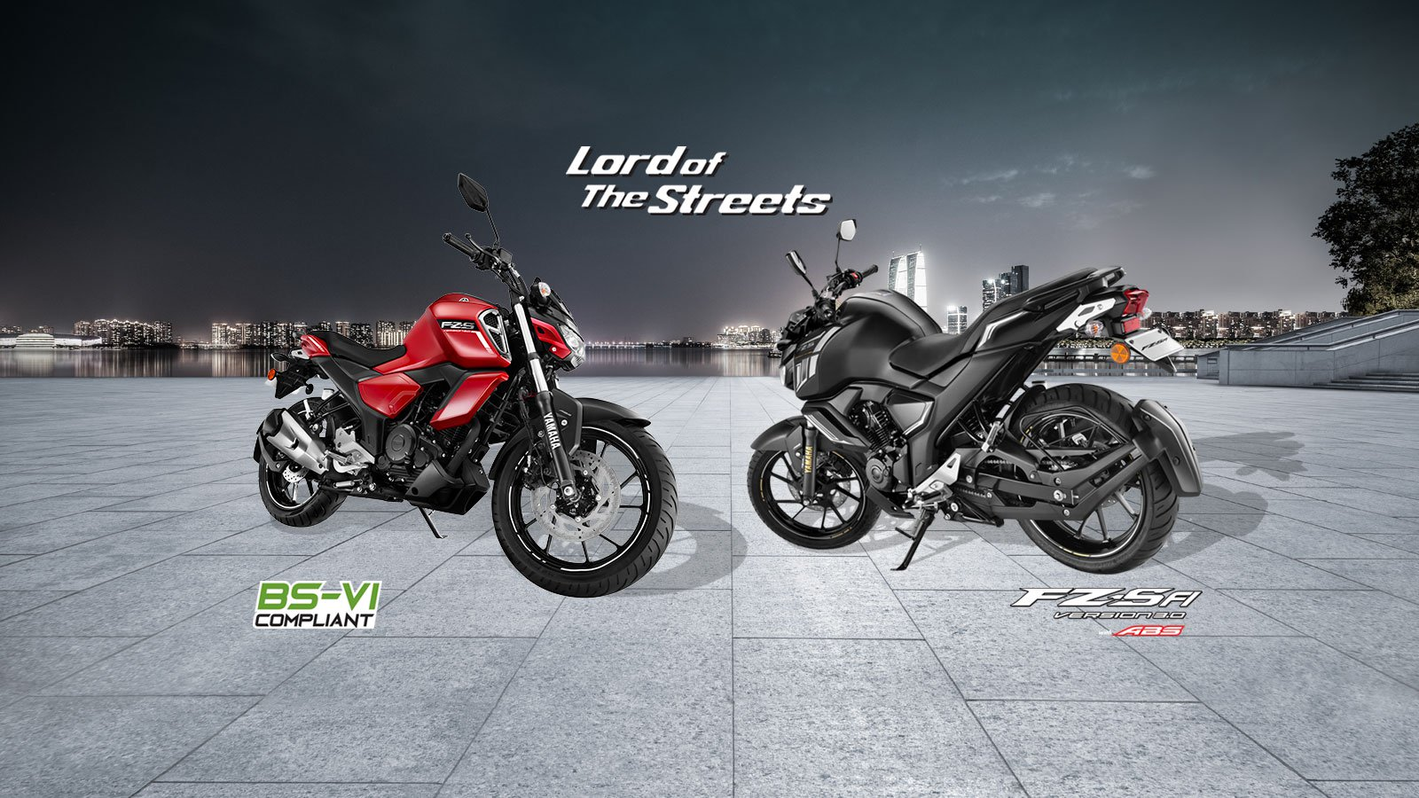 Yamaha FZ-Fi V3 and FZS-Fi V3 - Comparison, Features, Looks, Specifications and more