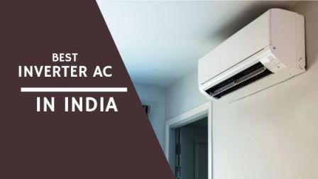 Top 5 inverter AC in India