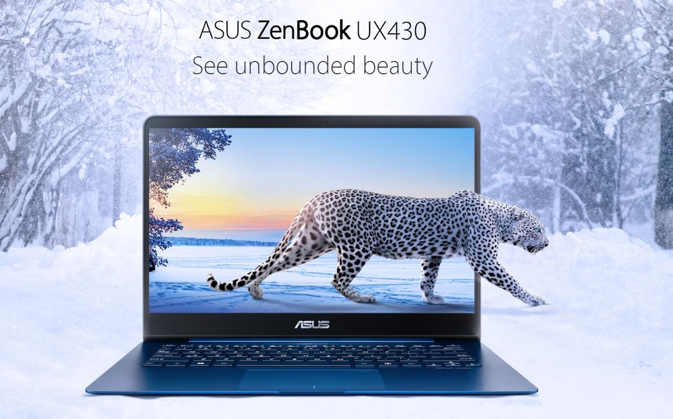 Asus Zenbook 14 Light and thin laptop launched in India