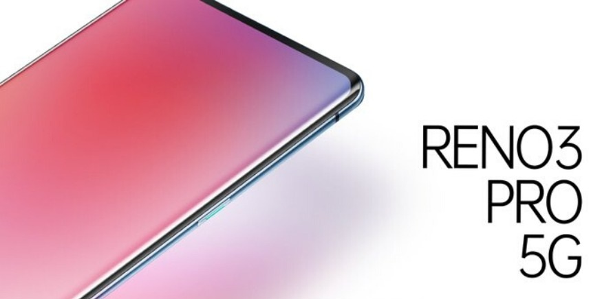 Oppo Reno 3 Pro Thinnest in its class with Dual-5G mode support