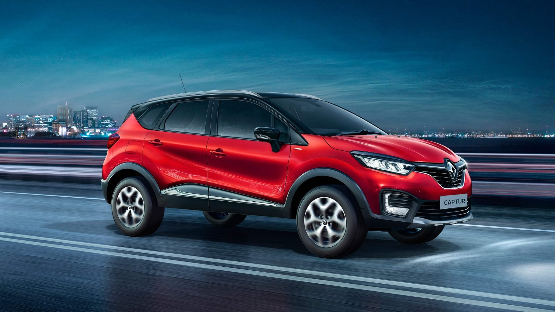 All about Renault Captur