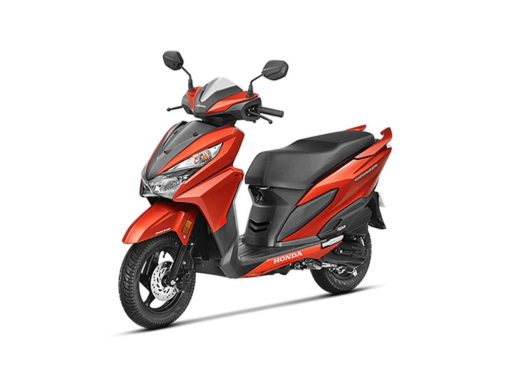 All about Honda Grazia