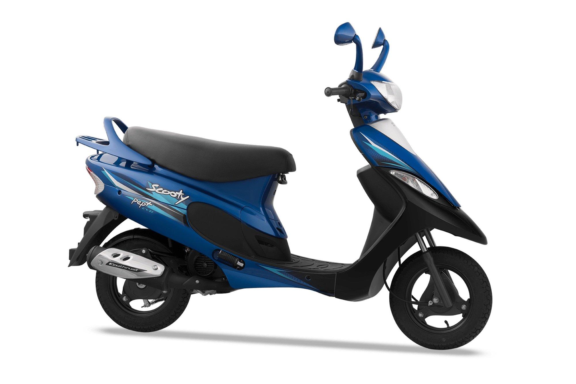 Nearest Honda Dealer >> TVS Scooty Pep Plus Price, Specifications India