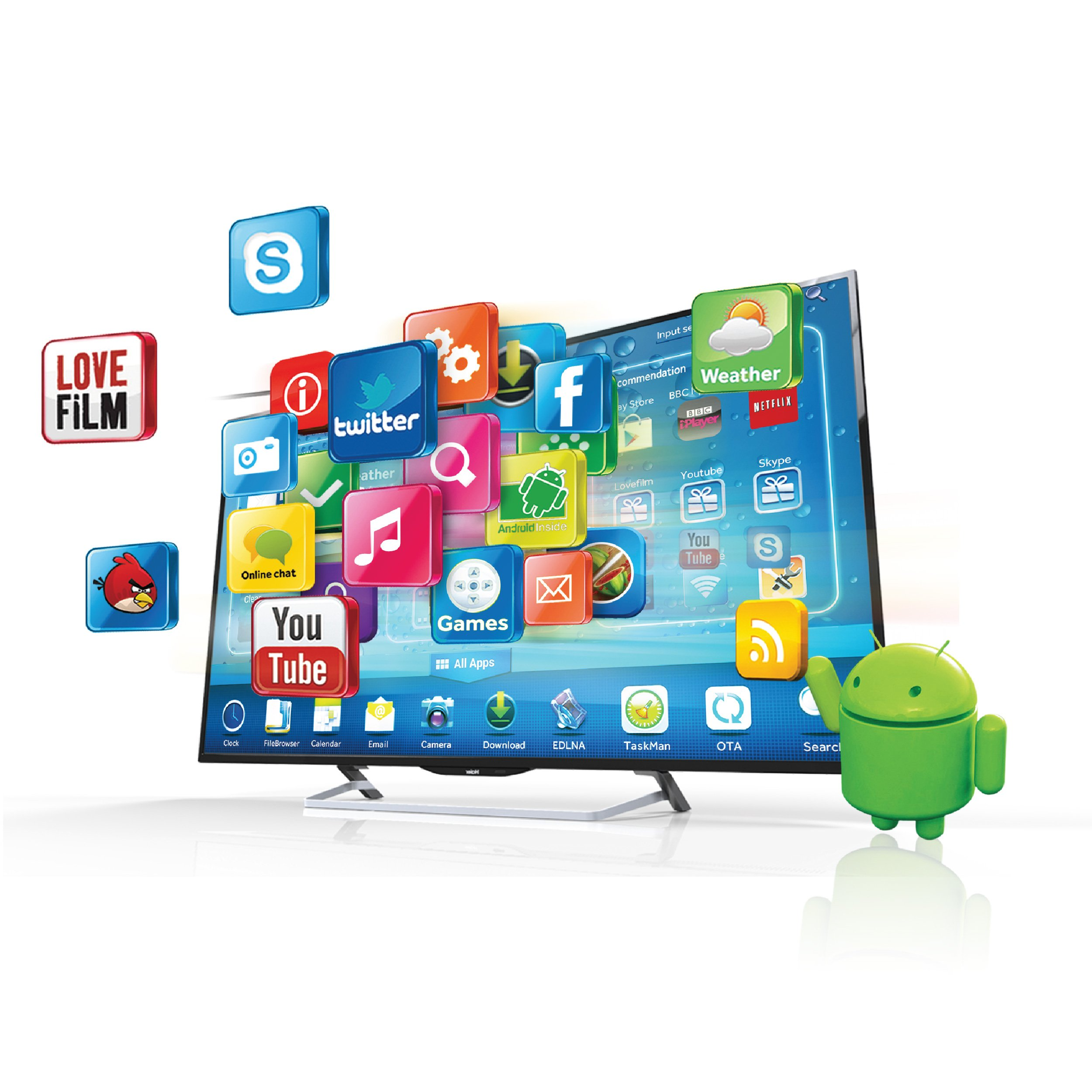Haier LE50B7500 4K UHD Smart Android 126 cm LED TV Price